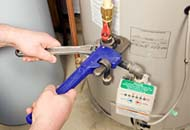Installation of Water Heaters in London Image