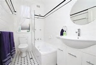 Replacement of Toilet Flooring in London Image