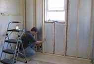Install Drain Pipes for a Basement Bathroom image