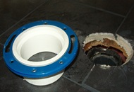 Types of Toilet Flanges Image