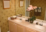 Relocate a Bathroom Water Pipe Image