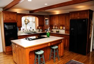 Plumbing Tips for Remodeling an Old Kitchen Image