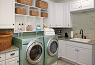 Install a Basement Laundry in London Image